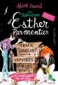 Couverture Les tribulations d'Esther Parmentier, sorcière stagiaire, tome 2 : Trafic sanglant, vampires sur les dents Editions Rageot 2021