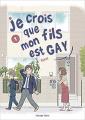Couverture Je crois que mon fils est gay Editions Akata 2021