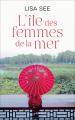 Couverture L'île des femmes de la mer Editions de Noyelles 2021