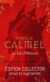 Couverture Le Lit d'Aliénor, intégrale Editions de Noyelles 2021