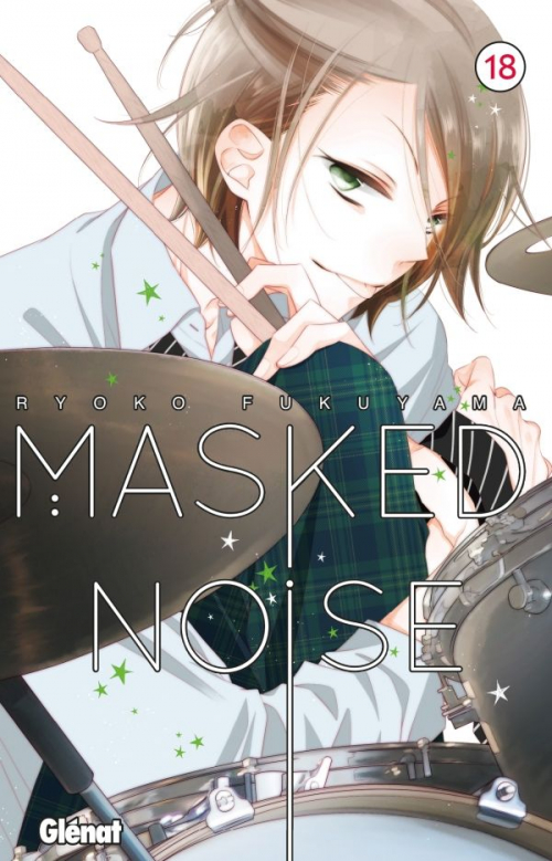 Couverture Masked noise, tome 18
