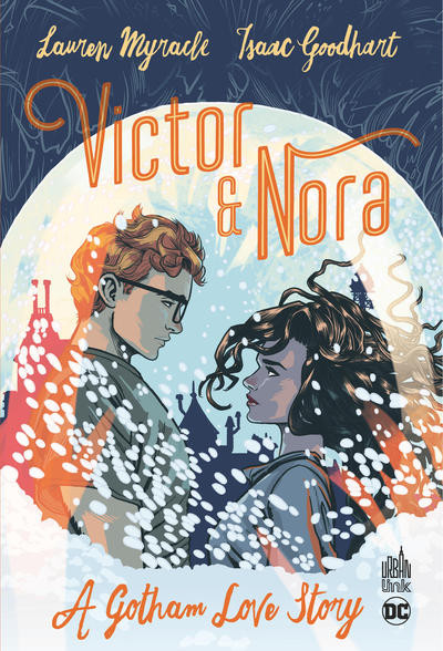 Couverture Victor & Nora : A gotham love story