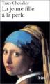 Couverture La Jeune Fille à la perle Editions Folio  2003