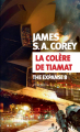 Couverture The expanse, tome 8 : La colère de Tiamat Editions Actes Sud 2021