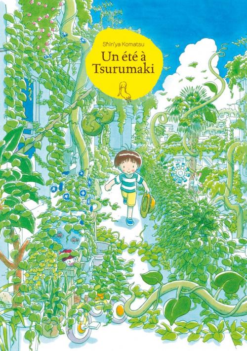 Couverture Un été à Tsurumaki