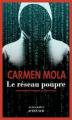 Couverture Le Réseau Pourpre Editions Actes Sud (Actes noirs) 2021