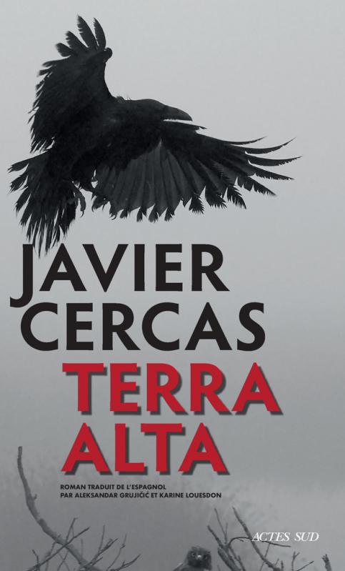 Couverture Terra Alta, tome 1