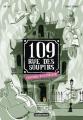 Couverture 109, rue des Soupirs, tome 3 : Fantômes d'extérieur Editions Casterman 2021