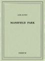 Couverture Mansfield park Editions Bibebook 2013