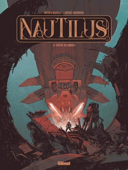 Couverture Nautilus, tome 1 : Le théâtre des ombres