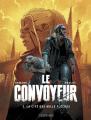 Couverture Le Convoyeur, tome 2 : La cité des mille flèches Editions Le Lombard 2021