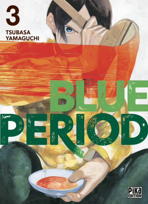 Couverture Blue Period, tome 3