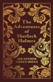 Couverture Intégrale Sherlock Holmes, tome 2 : Les aventures de Sherlock Holmes Editions Arcturus 2017