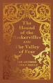 Couverture Intégrale Sherlock Holmes, tome 4 : Le chien des Baskerville, La vallée de la Peur Editions Arcturus 2017