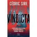 Couverture Vindicta Editions HarperCollins (Poche - Noir) 2021