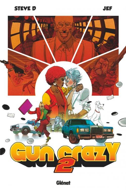 Couverture Gun crazy, tome 2