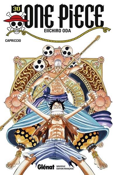 Couverture One Piece, tome 030 : Capriccio