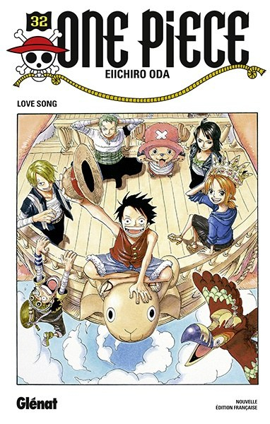 Couverture One Piece, tome 032 : Love song