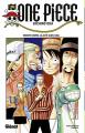 Couverture One Piece, tome 034 : Water Seven, la cité sur l'eau Editions Glénat (Shônen) 2014