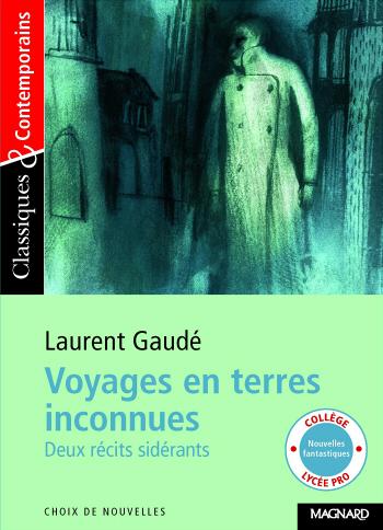 Couverture Voyages en terre inconnue