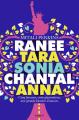 Couverture Ranee Tara Sonia Chantal Anna Editions Bayard 2021