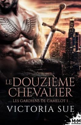 Couverture Les gardiens de Camelot, tome 1 : Le douzième chevalier