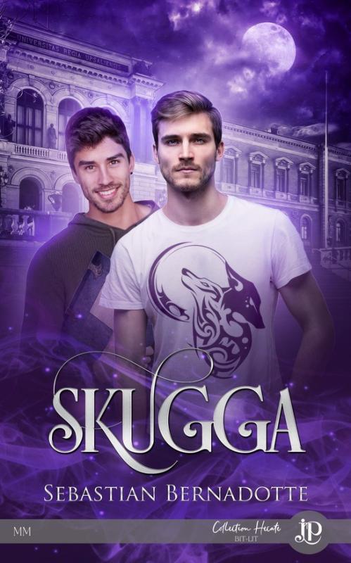 Couverture Skugga