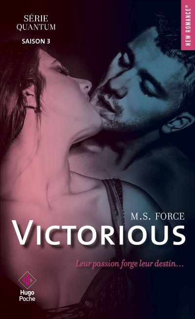 Couverture Quantum, tome 3 : Victorious