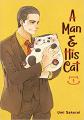 Couverture Le Chat qui rendait l'homme heureux et inversement, tome 1 Editions Square Enix 2020