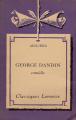 Couverture George Dandin / George Dandin ou le mari confondu Editions Larousse (Classiques) 1950