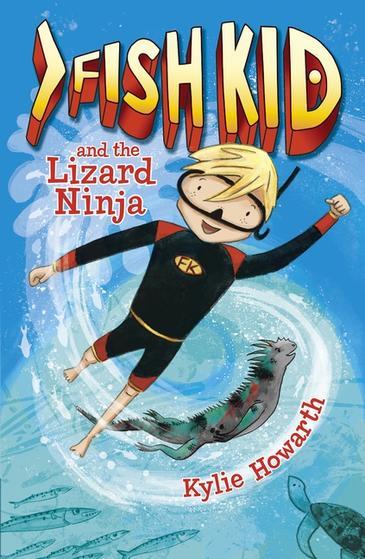 Couverture Fish Kid and the Lizard Ninja