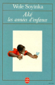 Couverture Aké, les années d'enfance Editions Le Livre de Poche 1993