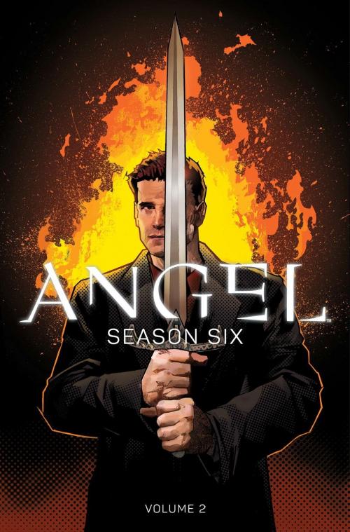 Couverture Angel, season 6, book 2