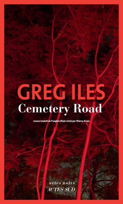 Couverture Cemetery Road