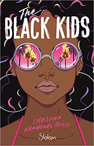 Couverture The Black Kids