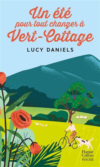 Couverture Vert-Cottage, tome 1 : Un été pour tout changer à Vert-cottage