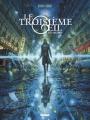 Couverture Le troisième œil, tome 1 : La ville lumière Editions Glénat 2021