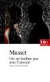 Couverture On ne badine pas avec l'amour Editions Folio  (Théâtre) 2010