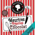 Couverture Meurtres et Pépites de Chocolat Editions Audible studios 2021
