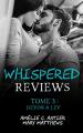 Couverture Whispered Reviews, tome 3 : Devon & Lev Editions Autoédité 2021