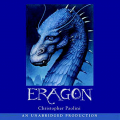 Couverture L'héritage, tome 1 : Eragon Editions Listening Library 2003