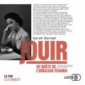 Couverture Jouir Editions Lizzie 2020