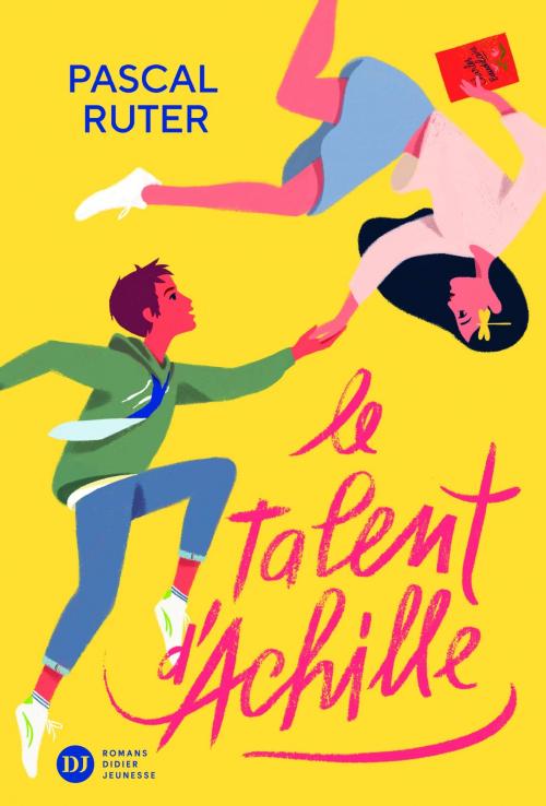 Couverture Le talent d'Achille