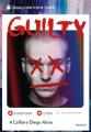 Couverture Guilty, l'affaire Diego Abrio Editions Rageot 2021