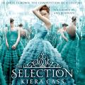 Couverture La sélection, tome 1 Editions HarperAudio 2012