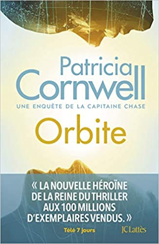 Couverture Capitaine Chase, tome 2 : Orbite