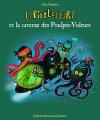 Couverture Le Piratosaure et la caverne des Poulpes-Voleurs Editions Gallimard  (Jeunesse - Giboulées) 2021