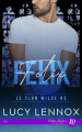 Couverture Le Clan Wilde, tome 2 : Felix Editions Juno Publishing (Daphnis) 2021