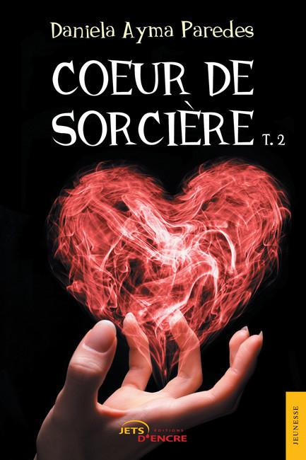 Couverture Coeur de sorcière, tome 2
