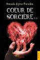 Couverture Coeur de sorcière, tome 2 Editions Jets d'encre 2021